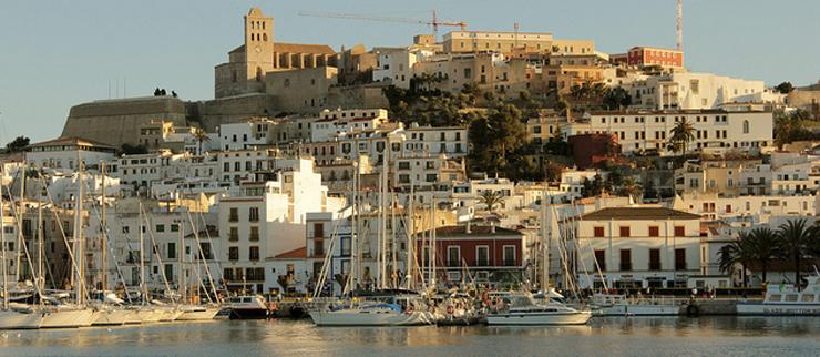 Nuevas zonas cobertura: Ibiza