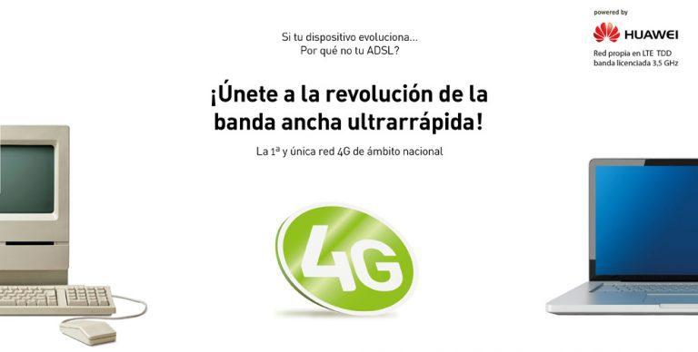 El despliegue del 4G ya ha empezado