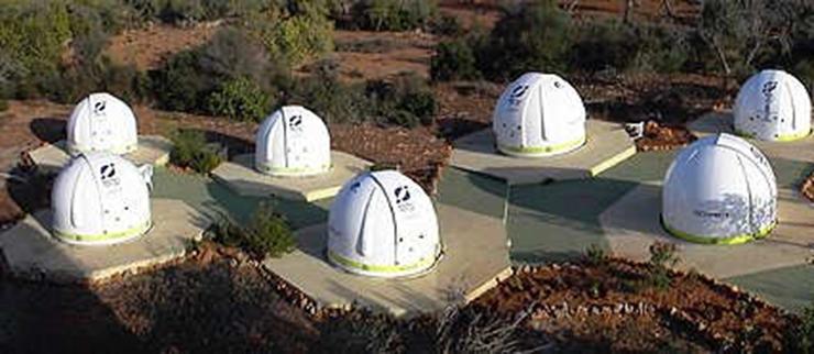 Internet para descubrir asteroides