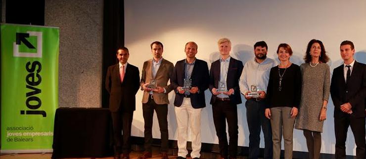 Premio Jove Empresari Associat de Balears
