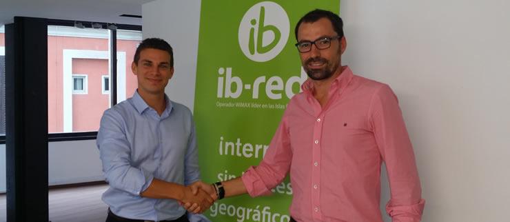 IB-RED y Joves Empresaris apuestan por la colaboración mútua