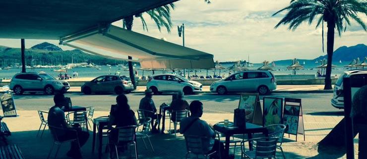Colaborando con Prodis Pollensa y el Bar La Talaia