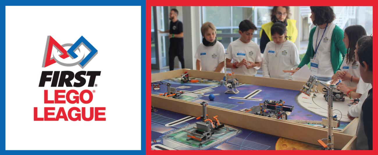 Apoyando a las jóvenes promesas en la FIRST LEGO League