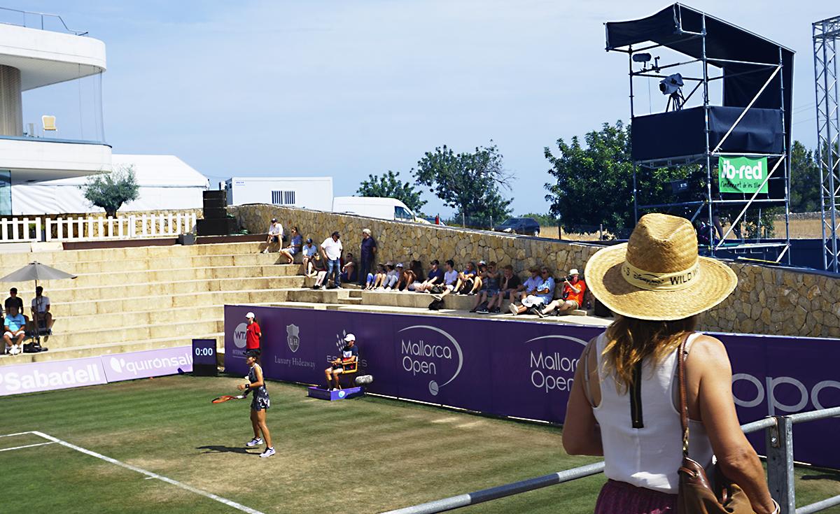 ib-red colabora con Tenis Femenino