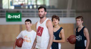 Compartimos baloncesto y educación en valores con Rudy Fernández