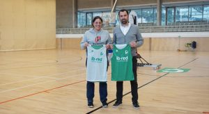 ib-red, nuevo patrocinador del Club de Bàsquet Colonya Pollença