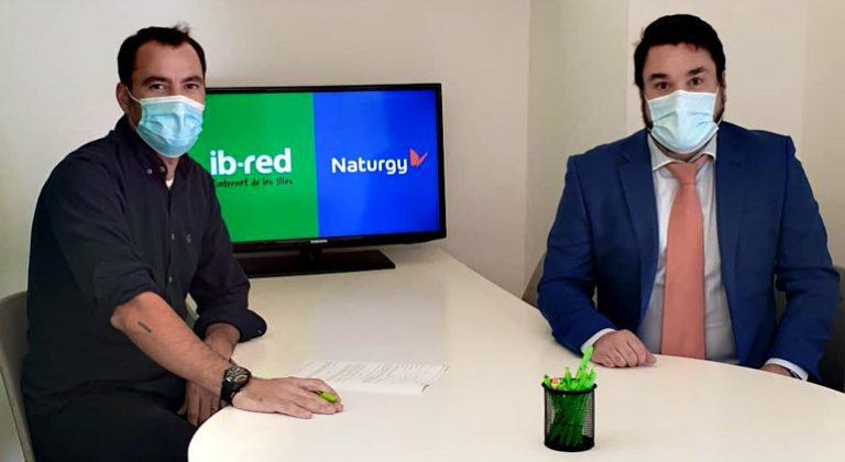 ib-red se alía con Naturgy para ofrecer condiciones ventajosas a sus clientes