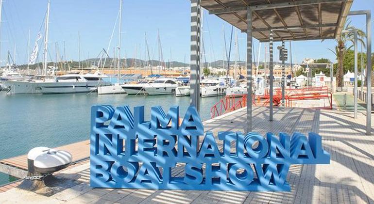 Sigue en directo el Palma International Boat show a través de la conexión de ib-red